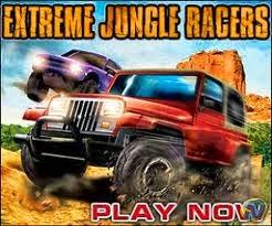 تحميل لعبة سباق السيارات Extreme Jungle Racers الخطيره للكمبيوتر مجاناً