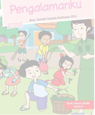 buku tematik siswa kelas 2 semester 2