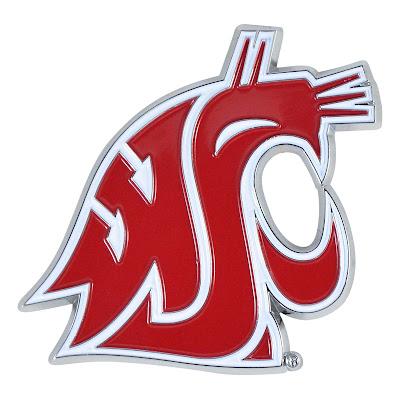 Washington State Chrome Logo