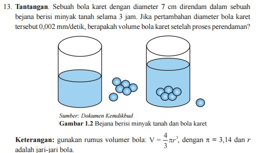Halaman 22 kelas 9 matematika