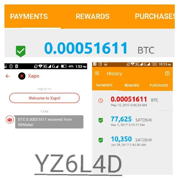 Earn Bitcoin and Ethereum with Storm Play app