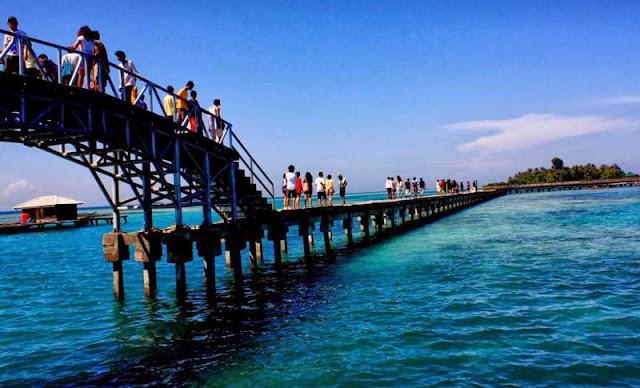 Pulau Tidung Menjadi Pulau Yang Terasa Damai