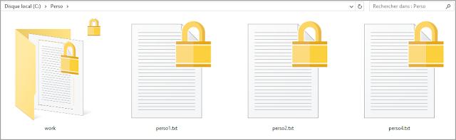 cipher, commande, crypter, chiffrer, EFS, cryptage, protéger, certificat, clé, NTFS, protection des données, sécurité, dossier, fichier, système, Windows 10, administration, turcs et astuces