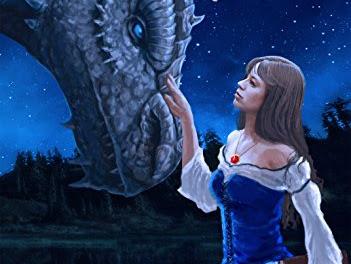 Resenha Nacional: Selene e o Dragão - A Última Lua Azul - Livro I - Marília G. Barbosa