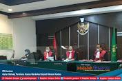 PN Jember Gelar Sidang Perdana Kasus Narkoba Empat Oknum Kades