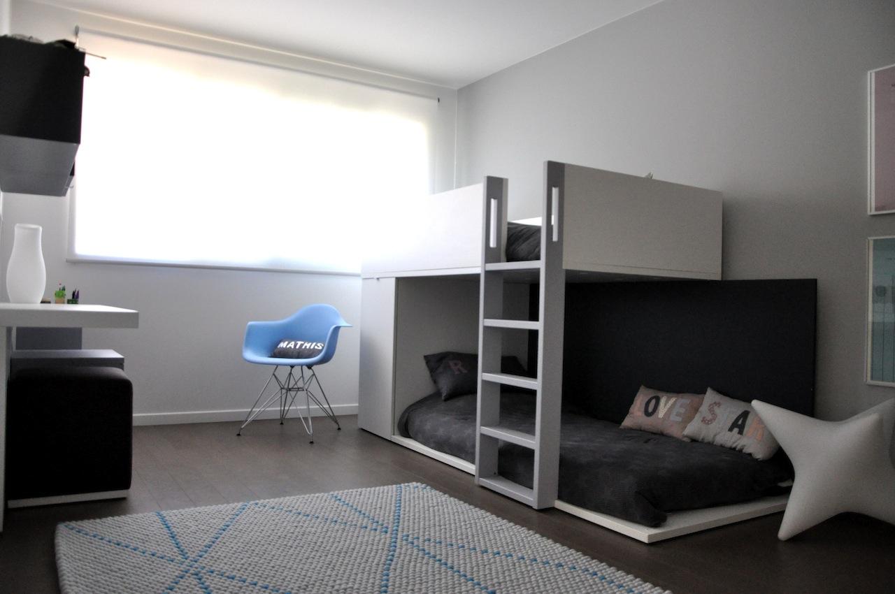 kids love design la chambre de mathis bm plural. Black Bedroom Furniture Sets. Home Design Ideas