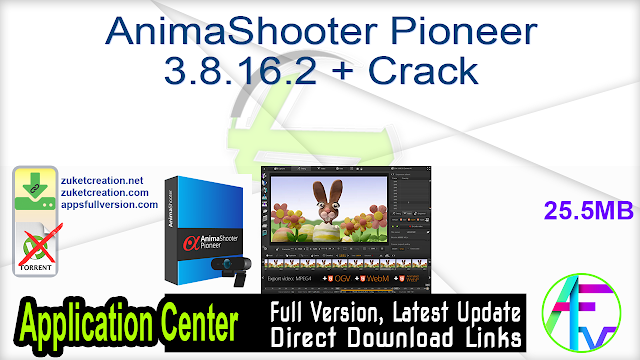 AnimaShooter Pioneer 3.8.16.2 + Crack