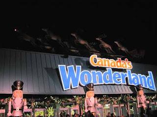 Reindeer Canada's Wonderland.