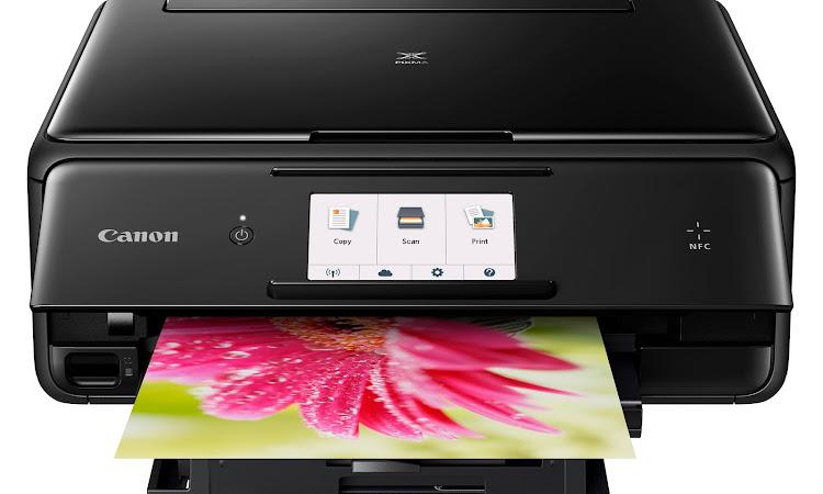 Canon PIXMA TS8070, Printer Canggih Dengan Warna Menarik