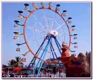 saloka theme park wahana