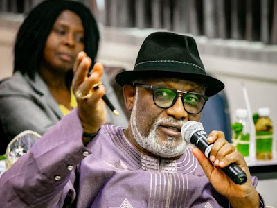 Ondo State Governor Akeredolu wants Buhari to Legalise Marijuana