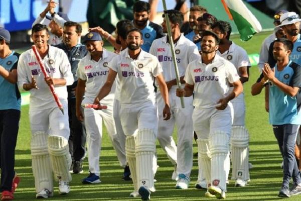 আইসিসি বিশ্ব টেস্ট চ্যাম্পিয়নশিপের শীর্ষে টিম ইন্ডিয়া