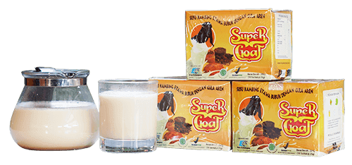 Susu Kambing Etawa Bubuk Supergoat Super Goat Dengan Gula Aren