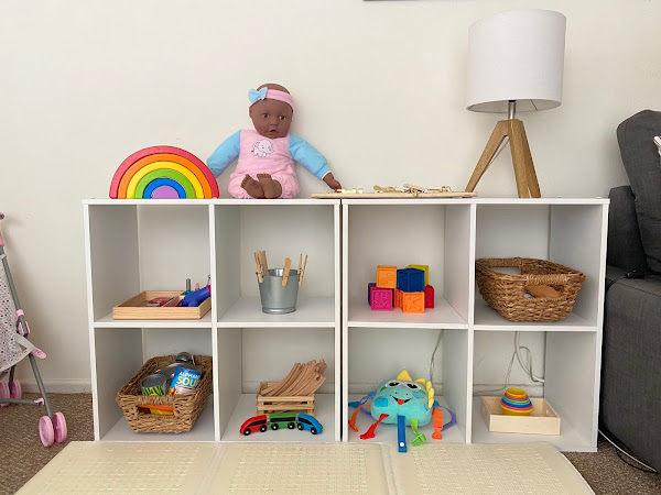 Montessori Methods at Home