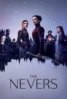 The Nevers 1ª Temporada Torrent – WEB-DL 720p/1080p Dual Áudio