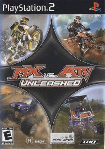 MX vs ATV Unleashed PS2 Torrent