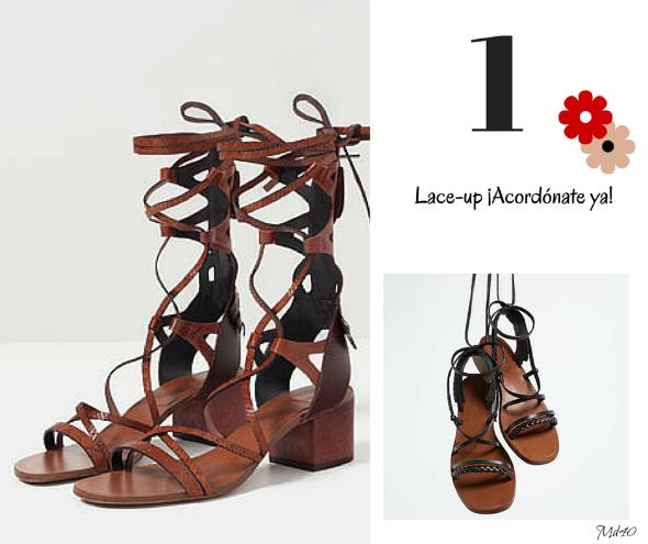 zapatos y sandalias primavera verano lace up
