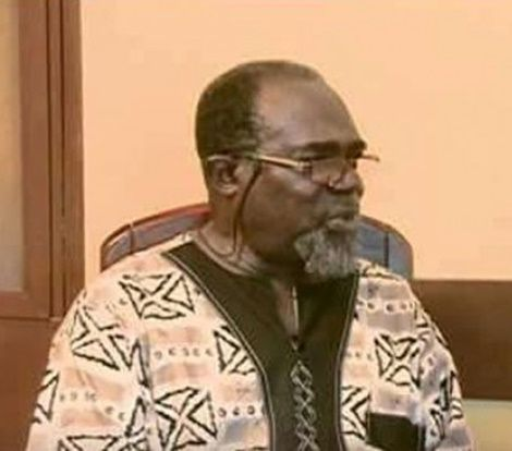 My Father Died Of Kidney Failure - Daughter Of Veteran Actor Kofi Middleton Mends (Video)