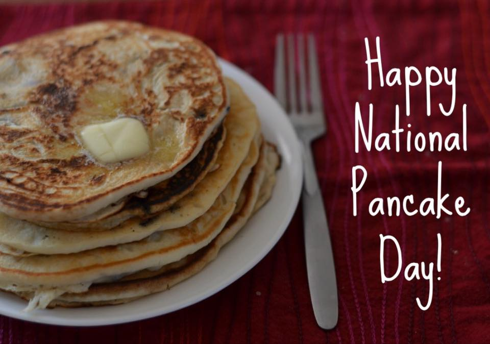 National Pancake Day Wishes For Facebook