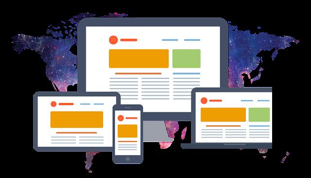 تصميم مواقع - محترف سيو - خبير سيو - انواع تصميم المواقع