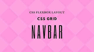 Simple Navbar using CSS Grid