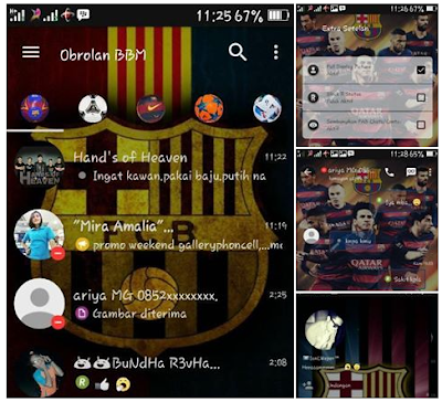 BBM Barcelona v3.1.0.13 Mod Apk