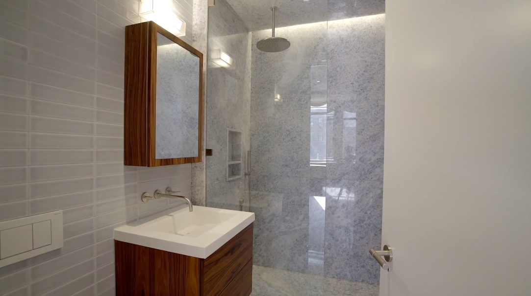 12 Interior Design Photos vs. 252 7th Ave #6I, New York, NY Luxury Condo Tour
