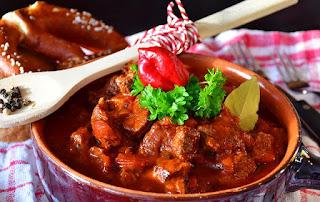 Resep masakan daging sapi saus tiram