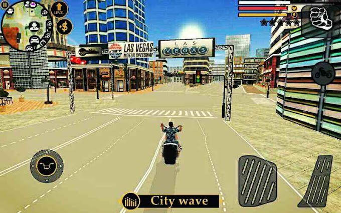Vegas Crime Simulator MOD APK Download (Unlimited Money)