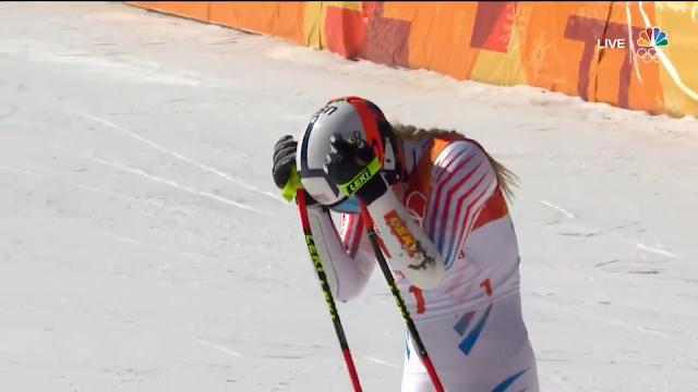 lindsey vonn epic fail olympics