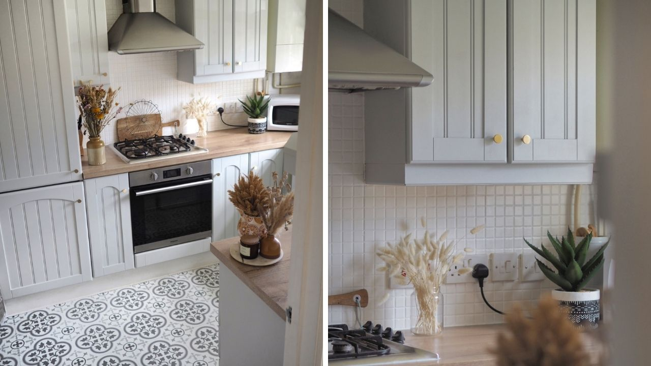 12 quick-fixes to update a tired kitchen