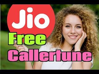 Jio Caller Tune free