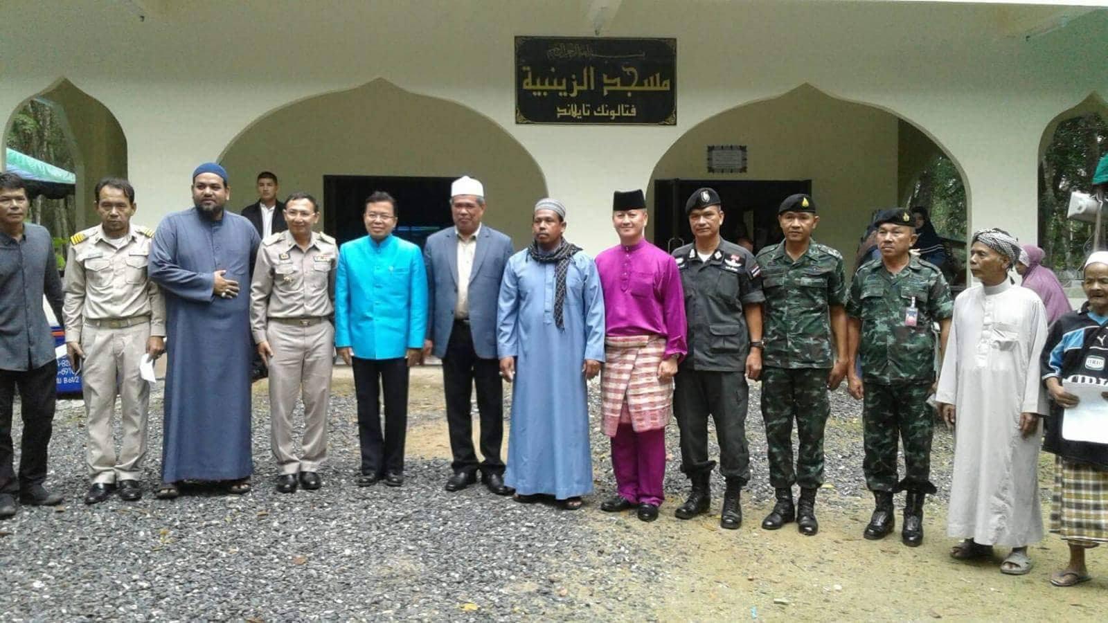 Kantoi Menteri Pertahanan Korban Di Masjid Syiah