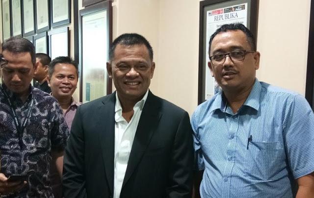 Gatot Nurmantyo Harus Turun Tangan Membela 3 Petinggi KAMI yang Ditangkap Polisi