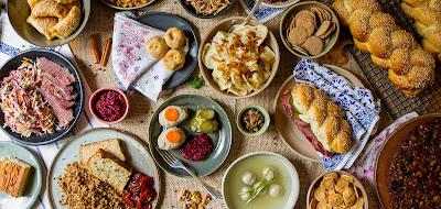 Gutessen culinária judaica no Rio de Janeiro
