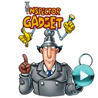 """Inspektor Gadżet - naciśnij play, aby otworzyć stronę z odcinkami serialu """"Inspektor Gadżet"""" (odcinki online za darmo)"""