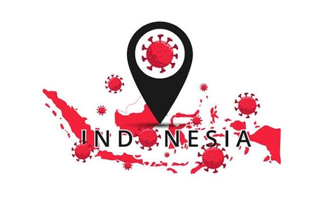 jumlah kasus pasien terinfeksi Virus Corona di Indonesia hingga Selasa, 31 Maret 202