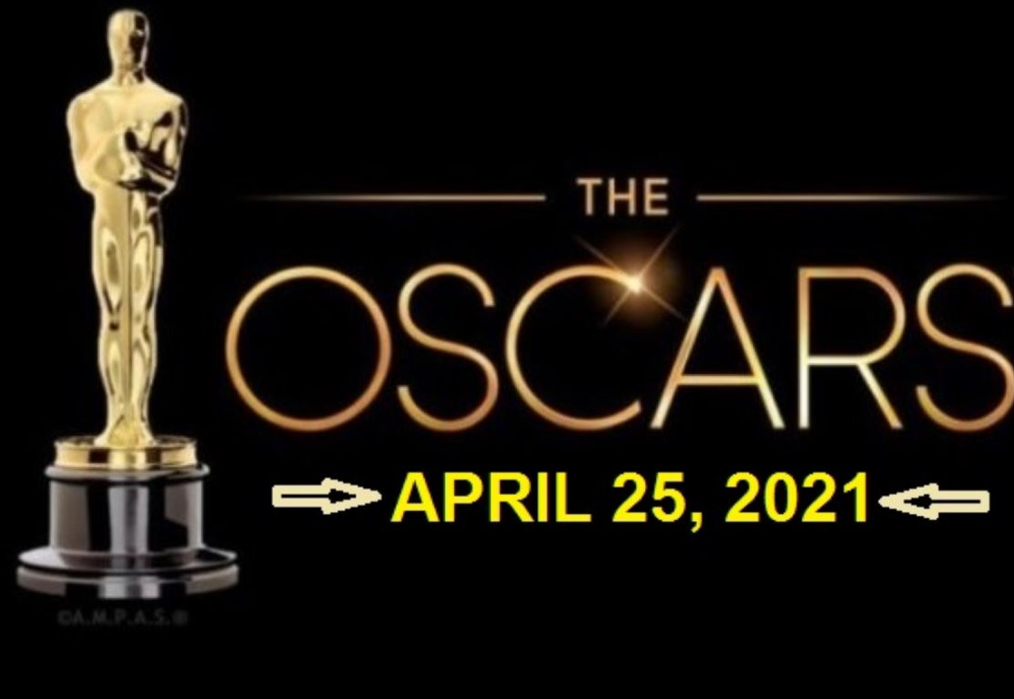 """حفل """"الأوسكار 2021"""" ينطلق في 25 من أبريل بحضور الضيوف شخصياً"""