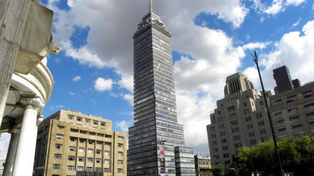 Torre Latinoamerica CDMX historia