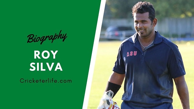 Roy Silva cricketer Profile, age, height, stats, wife, etc.