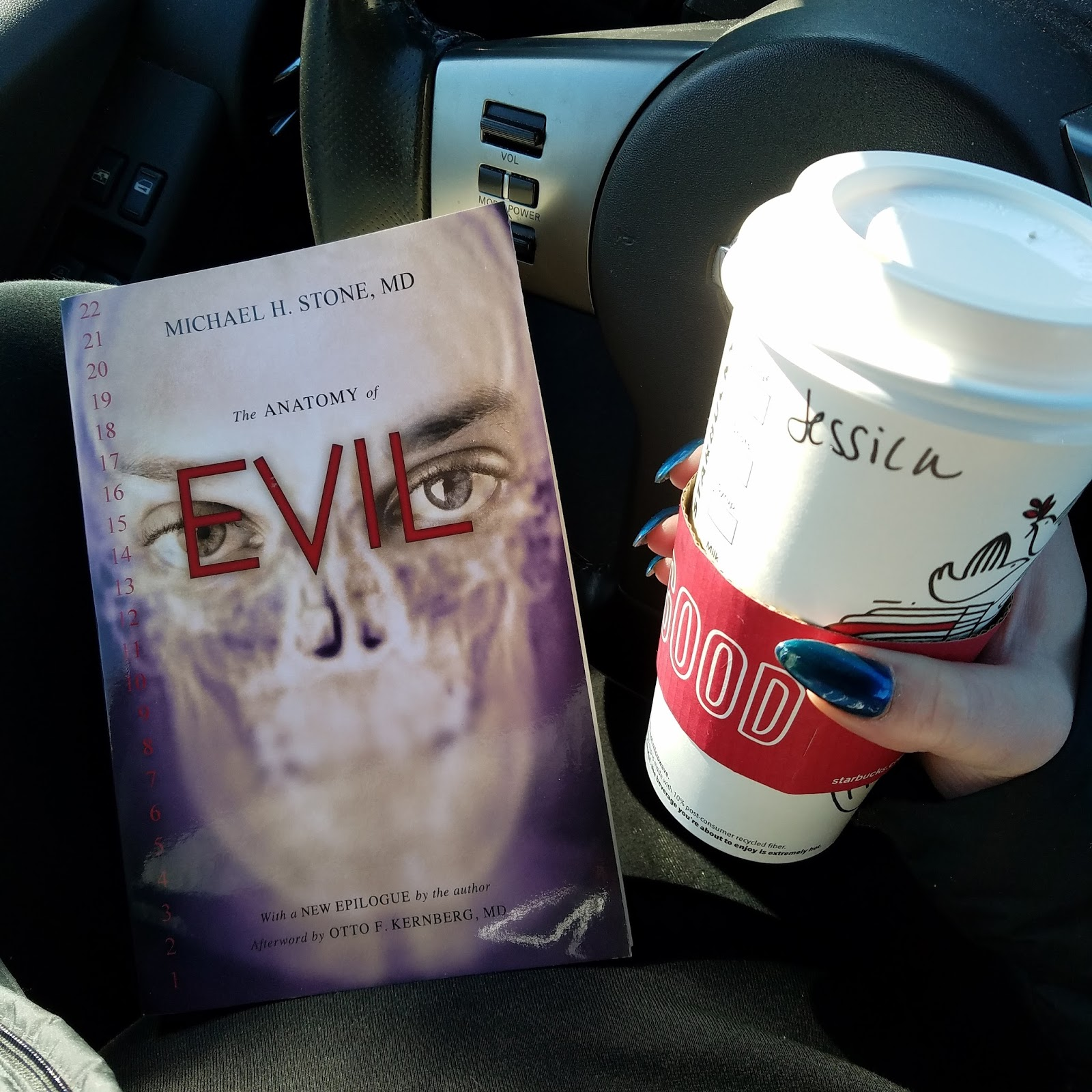 allthebookreviews: The Anatomy of Evil by Michael H. Stone ...