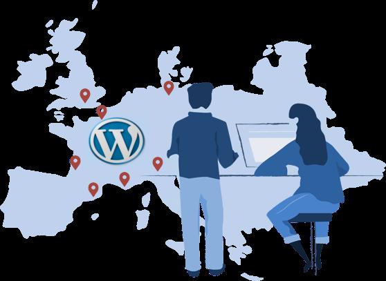 Utilizar wordpress para poner en marcha su sitio web