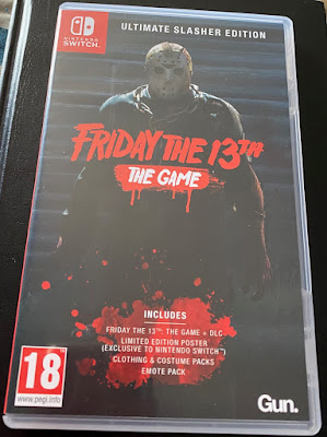 Friday the 13th - The Game (Nintendo Switch)
