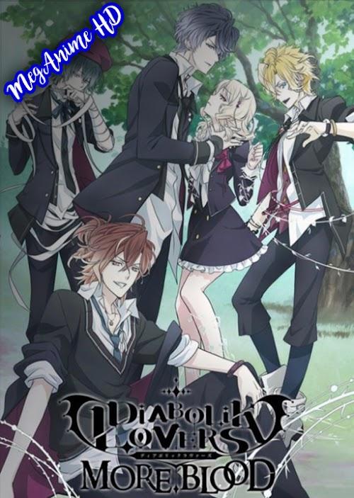 Diabolik Lovers More,Blood [12/12] | Sub Español | Mega | HD