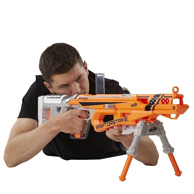 Súng Nerf bắn tỉa dành cho những bạn đam mê súng Sniper