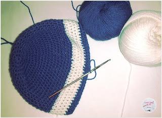 berretto di lana step5