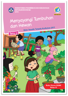 download gratis buku tematik kelas 3 tema 2