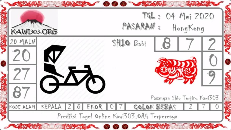syair hongkong kawi303