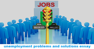 unemployment problems and solutions