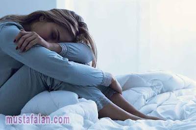 doa ketika bermimpi buruk terbangun dari tidur